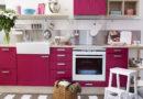 15 cocinas en la que el color es el protagonista