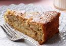 Torta sin Harina de Higos y Requesón